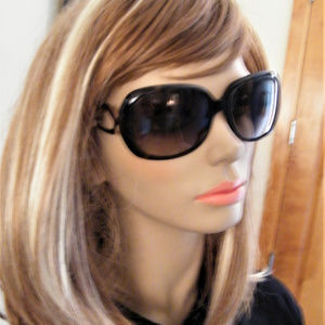 EMILIO PUCCI Tortoise Sunglasses EP625 Metal Sides